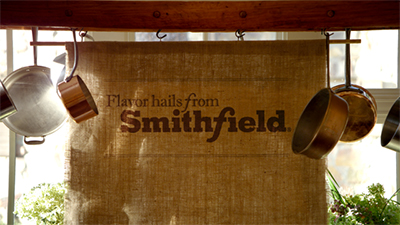 Smithfield Launches Largest US Broadcast Advertising Buy