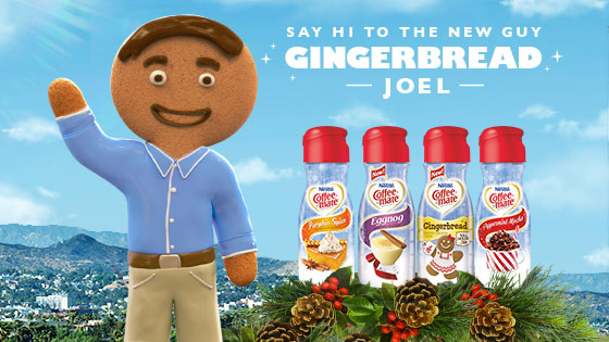 Nestle Coffee-mate Names New Associate to Lead Holiday Flavours Launch