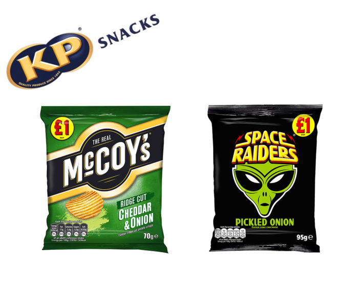New KP Snacks' PMPs Offer Retailers a Bigger Bite of the Sharing Market