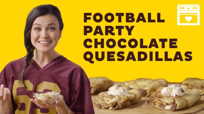 JWT New York's New Web Series for Nestlé Toll House Will Bake Your Day