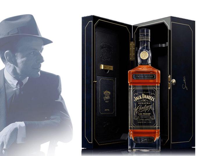 Jack Daniel's Celebrates Frank Sinatra's 100th Birthday with New Launch