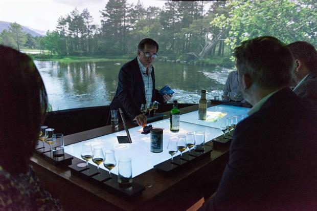 Ballantine's Launches Global Interactive Tasting Experience