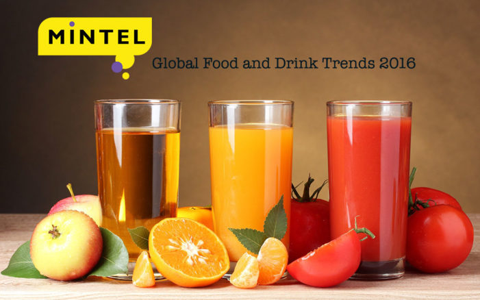 Mintel Identifies Top Global Food & Drink Trends For 2016