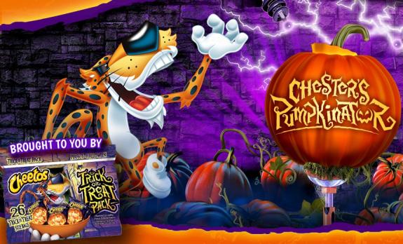 Cheetos Brand Delivers Mischievous Fun to Families' Doorsteps this Halloween