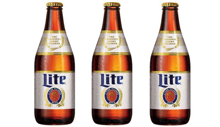 Miller Lite Returns to Original Steinie Bottle For Limited Time Only in the US