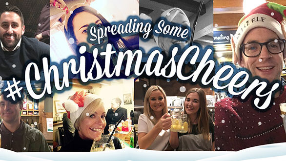 Brewfitt Raises a Virtual Glass with #ChristmasCheers Campaign