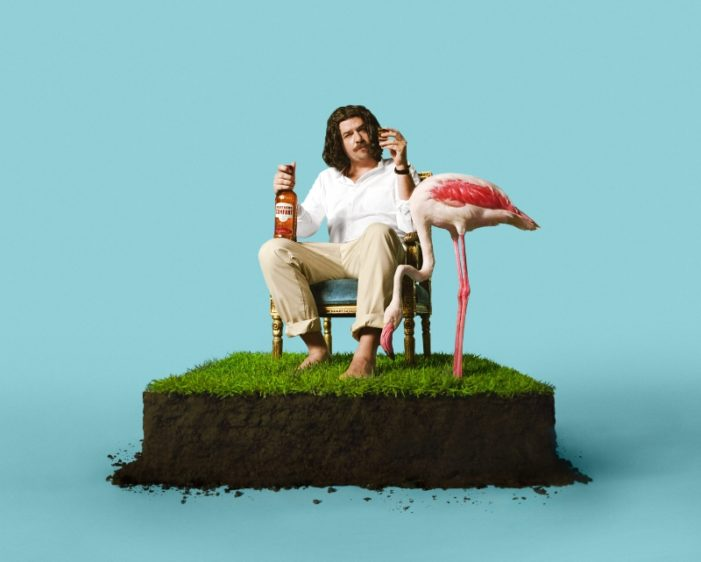 Danny McBride Selected to Lead Southern Comfort's SHOTTASoCo Movement