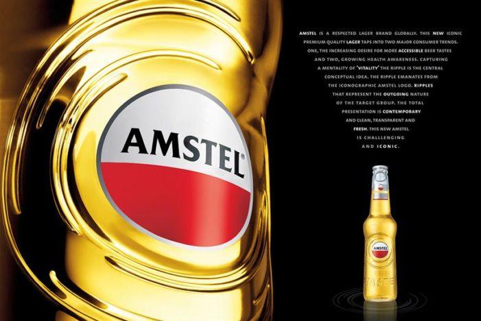 Adam & Eve/DDB Wins Amstel UK Advertising Account