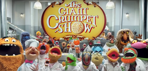The Muppets Put On a Musical Extravaganza for New Warburtons Ad