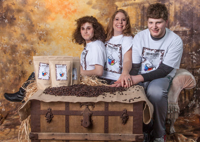 Two Siblings with Autism Emerge as Owners of Our Coffee with a Cause