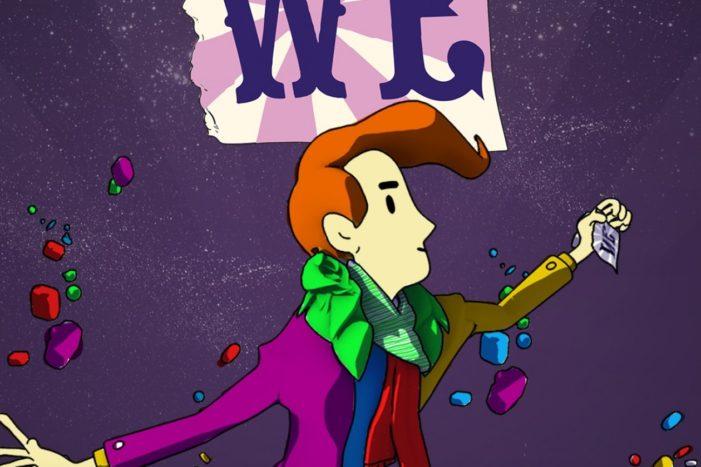 Cadbury's Australian Crowd-Coloured Animation is a Visual Treat