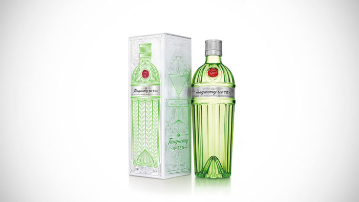 ButterflyCannon Create Limited Edition Gift Pack For Tanqueray No. TEN