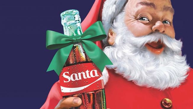 Coca-Cola Forgoes Christmas Ad in Favour of Festive Customised Bottles