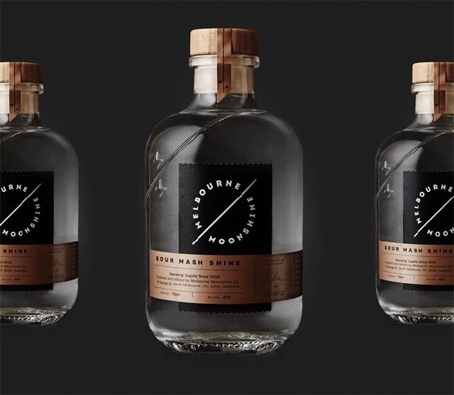 Sense Designs Melbourne Moonshine Distillery's New High-End Hooch