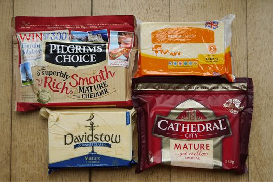 Brits Cheesed Off With Cheddar According to Mintel