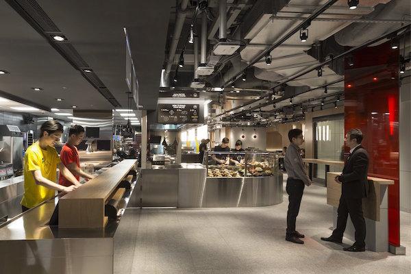 McDonald's Hong Kong Gets Stylish New Look By Landini Associates