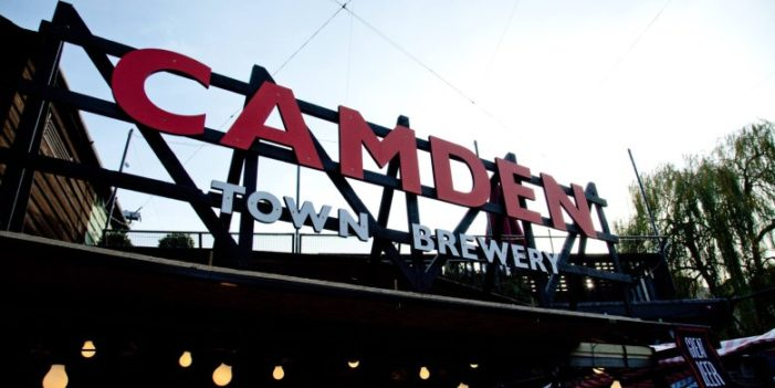 Camden Town Brewery Team with AB InBev on Road to Expansion