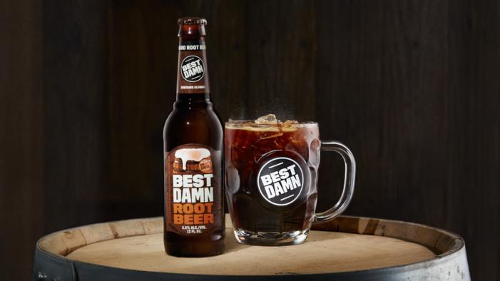 Anheuser-Busch Launches Best Damn Root Beer