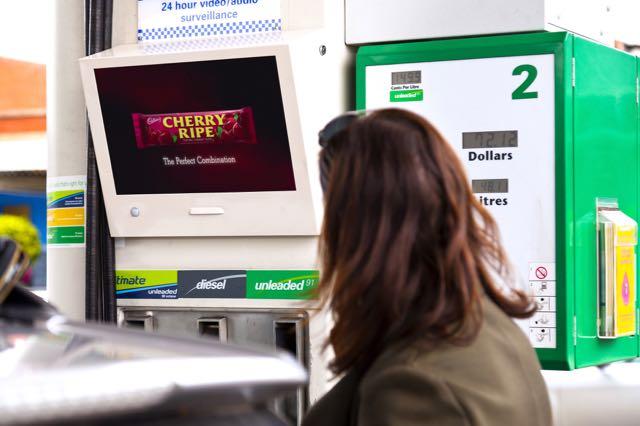 Mondelez & Carat Launch Pioneering New OOH Push For Cherry Ripe