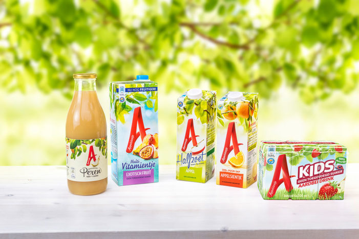 Design Bridge Reveals New Package Designs For Appelsientje