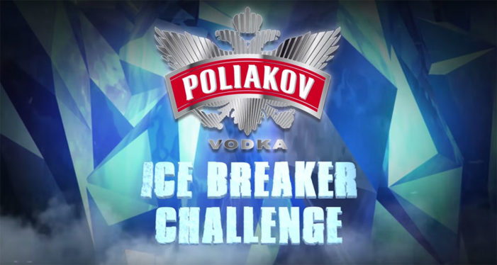Poliakov Vodka Launches Immersive AR Experience – Ice Breaker Challenge