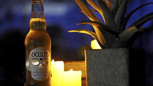 AB InBev Introduces Light-Up Bottles for Tequila-Infused Beer