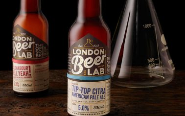 Elmwood Brews Up New Identity For London Beer Lab