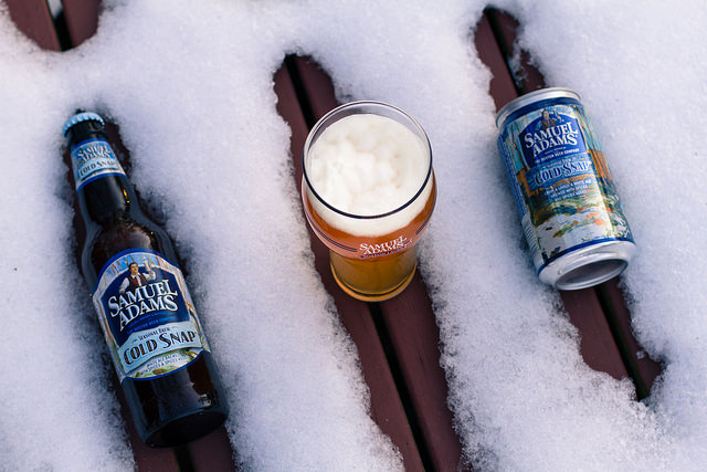 Samuel Adams Bring BackCold Snap toHelps Drinkers to #SnaptheCold