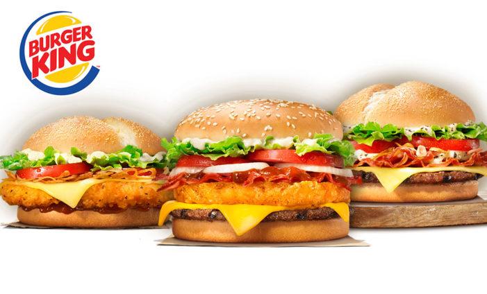 Take an American Road Trip with Burger King UK