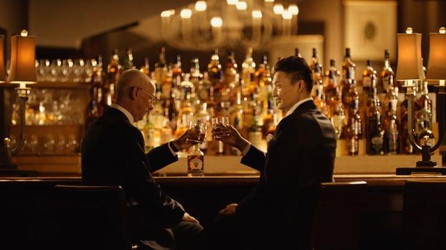 Sumo Star Takes a Trip to Scotland's Strathisla Distiller