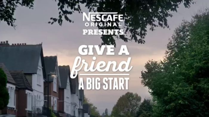 Nescafé Continues to Experiment with Digital in Latest #BigStart Drive