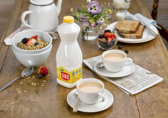 "Arla UK's New Milk Brand Delivers First ""Best of Both"" Promise"