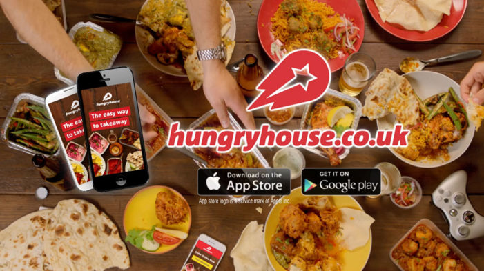 HungryHouse Reveals what Brits will Be Eating in 2016