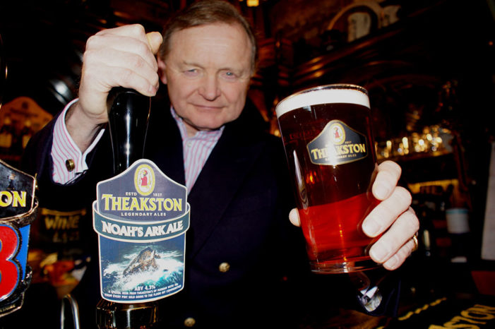 Theakston's Brew Noah's Ark Ale To Help Raise Funds For Flood Victims
