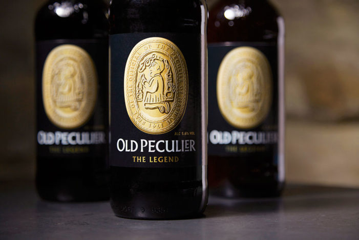 Theakston's Unveils New Look Old Peculier