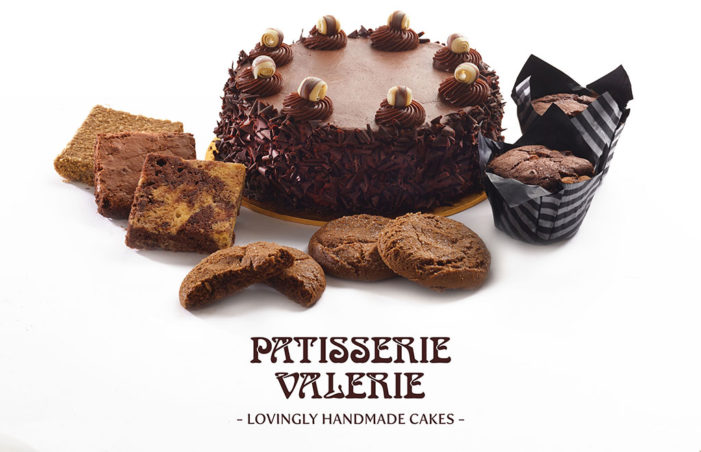 Patisserie Valerie Launches Gloriously Gluten Free Range
