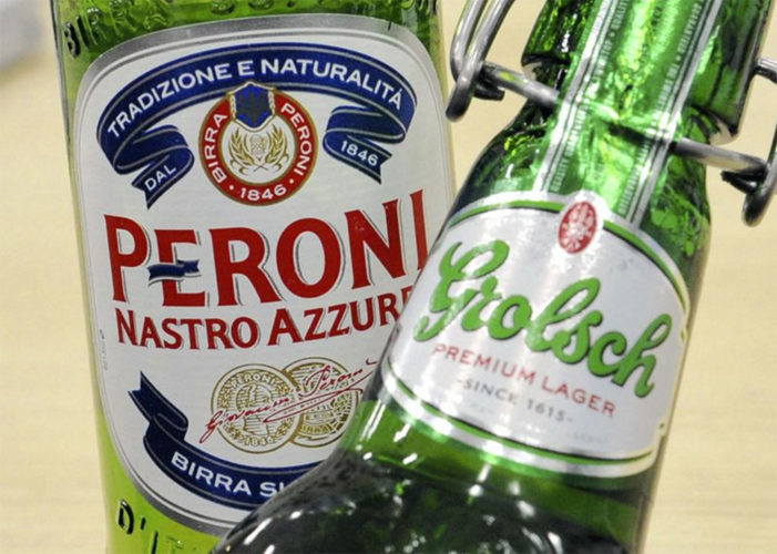 Japanese Brewer Asahi Make Peroni & Grolsch Bid