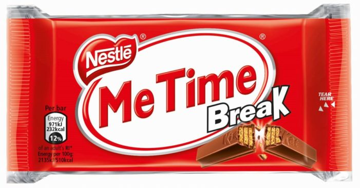 KitKat to Deliver More Personalised Versions of its 'Break' Strategy