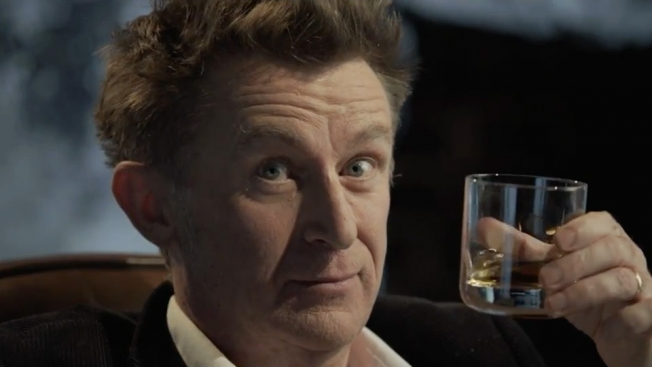 Elvis McGonagall Provided Sweet Poetry For Laphroaig's New Ad