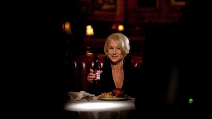 Budweiser & Helen Mirren Put Drunk Driving on Notice in Super Bowl Ad
