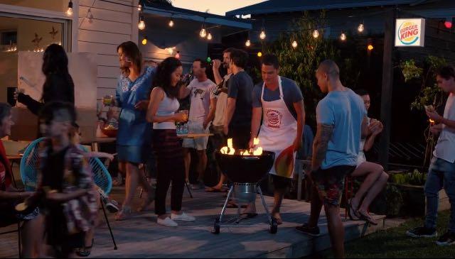 Burger King Turns NZ's BBQs into Backyard Burger Kings in New Push