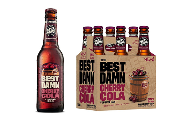 Anheuser-Busch Launching Best Damn Cherry Cola in the US