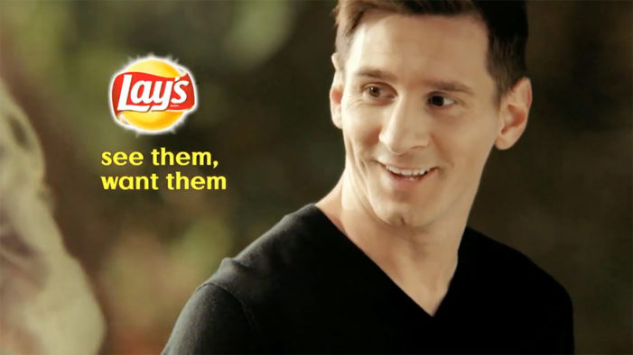 Tiempo BBDO Unveil New Global Lay's Push Featuring Lionel Messi
