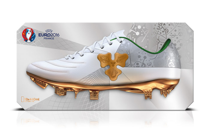 Taxi Studio Creates Limited Edition Euro 2016 Packs for Carlsberg Export