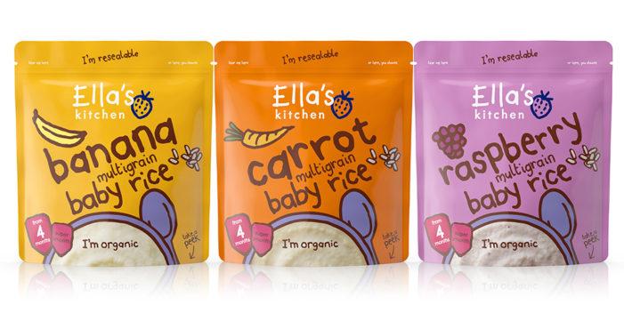 Biles Inc. Optimise the Childlike Qualities of Ella's Kitchen in New Design
