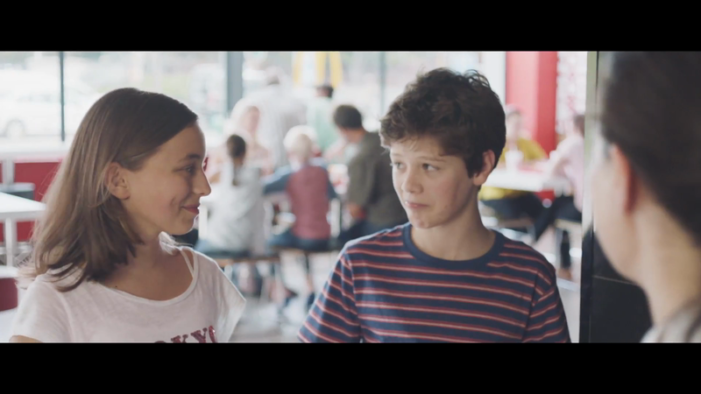 McDonald's Germany Remembers Sweet Summer Flings in Valentine's Ad