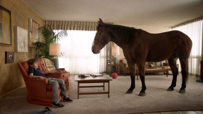Hungry Enough to Eat a Horse? Skippy & BBDO Have the Answer!