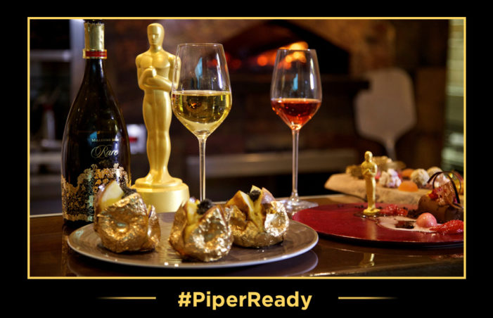 Piper-Heidsieck Unveils Limited Edition Bottle Exclusively For The Oscars