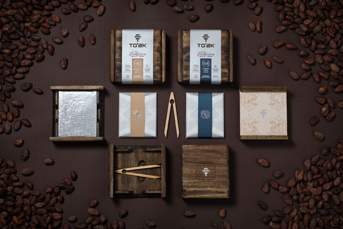 Vintage Dark Chocolate Aged for 18 Months Fetches $345 per Bar