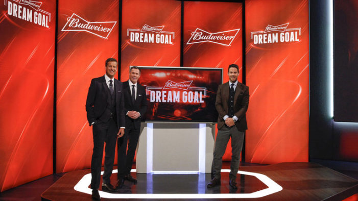 Budweiser Dream Goal is Back with New Judge Jamie Carragher